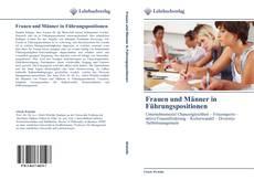 Buchcover von Frauen und Männer in Führungspositionen
