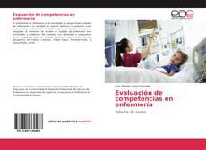 Portada del libro de Evaluación de competencias en enfermería