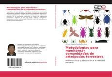 Metodologías para monitorear comunidades de artrópodos terrestres kitap kapağı