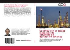 Bookcover of Contribución al diseño integrado de columnas de destilación binarias