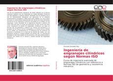 Buchcover von Ingeniería de engranajes cilíndricos según Normas ISO