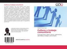 Couverture de Cultura y trabajo comunitario