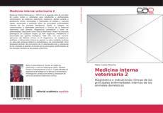 Portada del libro de Medicina interna veterinaria 2