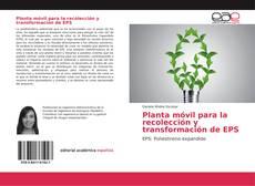 Planta móvil para la recolección y transformación de EPS kitap kapağı