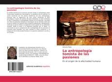 Borítókép a  La antropología tomista de las pasiones - hoz