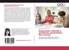 Portada del libro de Depresión infantil y prácticas parentales de crianza