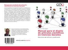 Manual para el diseño de artículos científicos en Ciencias Sociales kitap kapağı