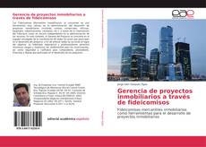 Bookcover of Gerencia de proyectos inmobiliarios a través de fideicomisos
