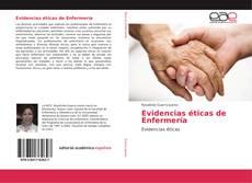 Evidencias éticas de Enfermería kitap kapağı
