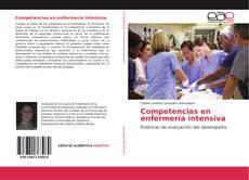 Portada del libro de Competencias en enfermería intensiva