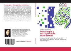 Bookcover of Psicología y discapacidad intelectual