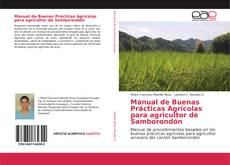 Buchcover von Manual de Buenas Prácticas Agrícolas para agricultor de Samborondón