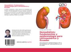 Portada del libro de Hemodiálisis: fundamentos y epidemiología para Latinoamérica y Ecuador