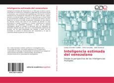 Portada del libro de Inteligencia estimada del venezolano
