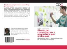 Capa do livro de Diseño por competencias y aprendizaje por problemas