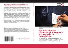Portada del libro de Aprendizaje del teorema de Pitágoras a través de la modelación
