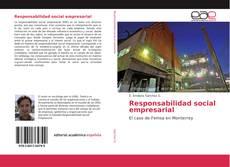 Portada del libro de Responsabilidad social empresarial