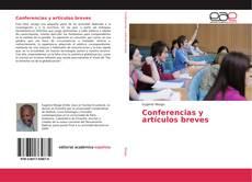 Conferencias y artículos breves kitap kapağı