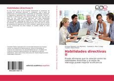 Portada del libro de Habilidades directivas II