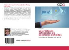 Borítókép a  Valoraciones actuariales de beneficios definidos - hoz