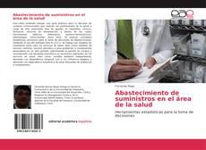 Bookcover of Abastecimiento de suministros en el área de la salud