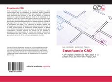 Borítókép a  Enseñando CAD - hoz