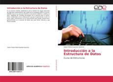 Capa do livro de Introducción a la Estructura de Datos