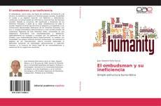 Buchcover von El ombudsman y su ineficiencia