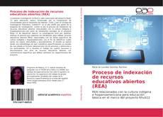 Proceso de indexación de recursos educativos abiertos (REA)的封面