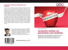 Copertina di Lesiones orales en pacientes con bulimia