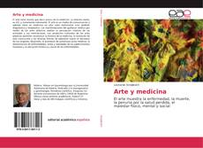Capa do livro de Arte y medicina