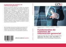 Portada del libro de Fundamentos de sistemas de información gerencial