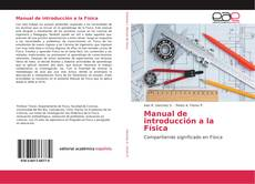 Bookcover of Manual de introducción a la Física