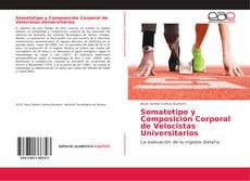 Buchcover von Somatotipo y Composición Corporal de Velocistas Universitarios