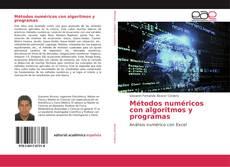 Buchcover von Métodos numéricos con algoritmos y programas