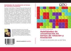 Bookcover of Habilidades de visualización en tareas de rotación y traslación