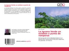Bookcover of La Iguana Verde un eslabon a punto de romperse