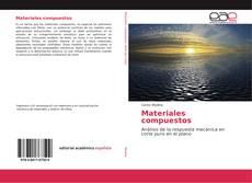 Materiales compuestos kitap kapağı
