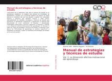 Buchcover von Manual de estrategias y técnicas de estudio