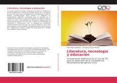 Capa do livro de Literatura, tecnología y educación