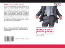 Capa do livro de IPNNC: manual jurídico procesal
