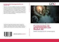 Bookcover of Fundamentos de programación con Mozart OZ