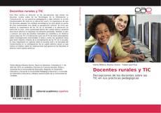 Buchcover von Docentes rurales y TIC