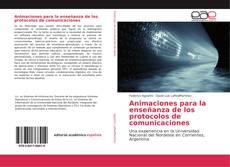 Buchcover von Animaciones para la enseñanza de los protocolos de comunicaciones