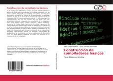 Capa do livro de Construcción de compiladores básicos