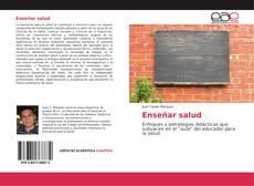 Capa do livro de Enseñar salud