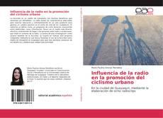 Portada del libro de Influencia de la radio en la promoción del ciclismo urbano