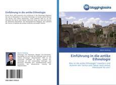 Bookcover of Einführung in die antike Ethnologie