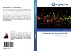 Bookcover of Führen trotz Ungewissheit