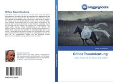 Bookcover of Online Traumdeutung